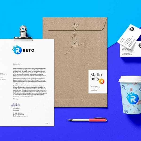 Reto Stationery